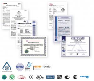 Certificaciones SATEC Powerful Solutions España