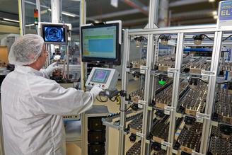 Enertronic Trafag laboratorio