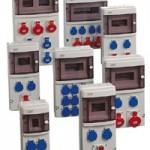 Enertronic_IDE_cajas plásticas para tomas de corriente IP55