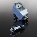 Enetronic Trafag medidores de densidad del gas.