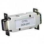 Protecci¢n sobretensi¢n Datos RS232 CITEL DD9-24V