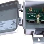 Protecci¢n sobretensi¢n Datos exterior RJ45 Enertronic CMJ8-POE