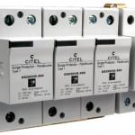 Protecci¢n sobretensi¢n Enertronic CITEL DS254VG-300-G