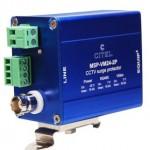 Protecci¢n sobretensi¢n Videovigilancia CCTV Enertronic MSP-VM24-2P